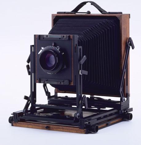 K. B. Canham Cameras Wooden 4x5 and 5x7 Field Cameras